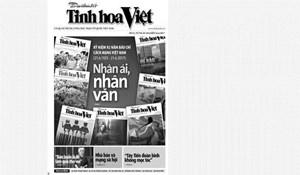 Đón đọc Tinh hoa Việt số 53, phát hành ngày 10/6