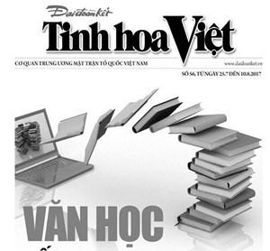 Đón đọc Tinh hoa Việt số 56, phát hành ngày 25/7