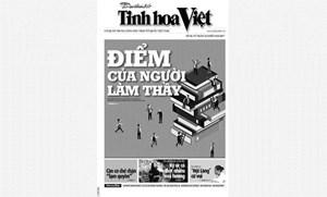 Đón đọc Tinh hoa Việt số 58, phát hành ngày 25/8/2017