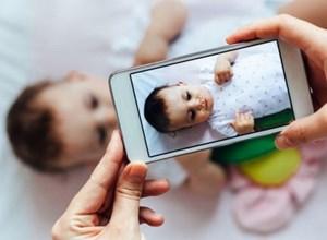 Đưa ảnh trẻ em lên mạng:  Phải hỏi ý kiến trước