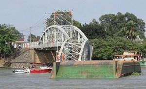 Gần 300 tỷ đồng xây cầu mới thay thế cầu Ghềnh