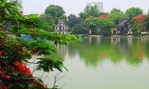 20 năm, Hà Nội - Thành phố Vì hòa bình - Bài 1: Vẻ đẹp của yên bình