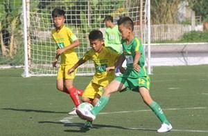 Giải Bóng đá Nhi đồng toàn quốc: 16 đội bóng tham dự vòng chung kết