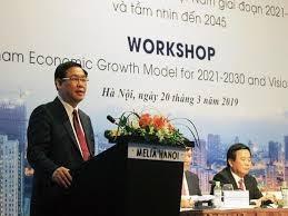 Giải pháp cho mô hình tăng trưởng
