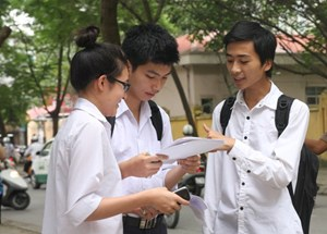 Gian lận thi cử vẫn là vấn đề 'nóng' nhất trong giải trình của Bộ GD-ĐT