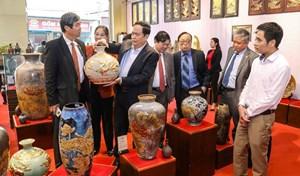 Gìn giữ những sản phẩm đặc trưng của làng nghề Việt