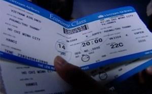 Giữ nguyên giá trần vé đường bay nội địa trong năm 2019