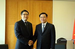 Mong muốn các Tập đoàn Hàn Quốc mở rộng đầu tư, chọn Việt Nam là 'cứ điểm'