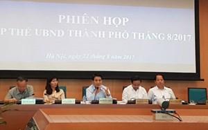 Hà Nội đề xuất bỏ 60 Ban Chỉ đạo trực thuộc thành phố