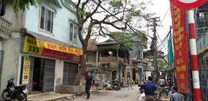 Hà Nội: Nghi án cụ ông gần 70 tuổi bị con trai sát hại
