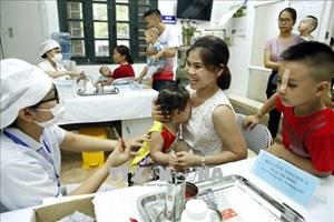Hà Nội: Từ ngày 31/5, trẻ em sẽ được bổ sung vitamin A