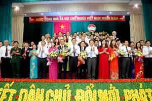 Hà Tĩnh: Đại hội điểm MTTQ huyện Hương Sơn