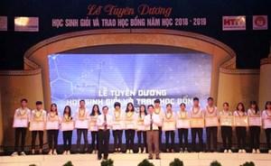 Hà Tĩnh: Tỷ lệ học sinh đạt giải quốc gia đứng đầu cả nước