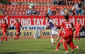 V-League 2019: Hà Nội chiếm lại ngôi đầu
