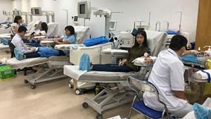 TP Hồ Chí Minh: Hiến máu vì bệnh nhân ung thư