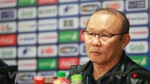 HLV Park Hang-seo: 'Dự King's Cup là lựa chọn sai lầm của tôi'