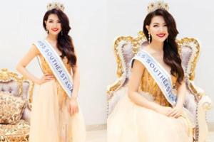 'Hoa hậu Hữu nghị ASEAN 2017' được cấp phép