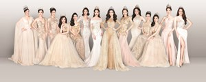Hoa hậu Việt Nam các thời kỳ hội tụ