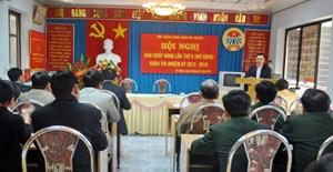 Hội nghị BCH Hội Nông dân tỉnh Hà Giang lần thứ 9