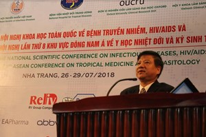Hội nghị Khoa học toàn quốc về bệnh truyền nhiễm HIV/AIDS 2018