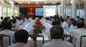 Hội thảo tiềm năng thủy sản và nuôi tôm công nghệ cao tại Bình Định