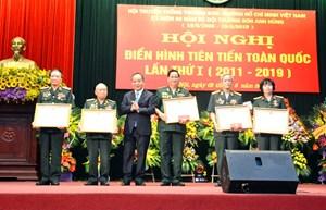 Hội Trường Sơn đường Hồ Chí Minh với nhiều việc làm nghĩa tình