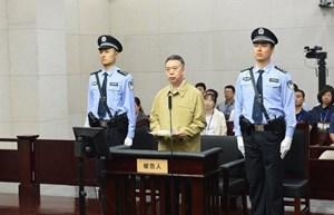Trung Quốc: Cựu chủ tịch Interpol thừa nhận tội ăn hối lộ