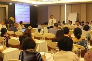 Hướng dẫn chuẩn tiếp cận pháp lý cho cán bộ tư pháp cấp xã, phường