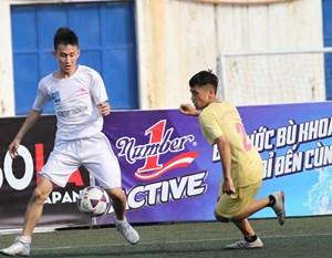 Hướng đến trận chung kết giải bóng đá học sinh Hà Nội tranh cup Number 1 Active