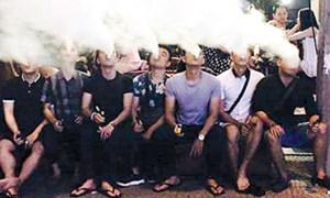 Hút thuốc lá điện tử: Nguy cơ ung thư gấp 15 lần thuốc lá