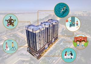 [Infographic]: Sun Grand City Ancora Residence mang tiện ích 5 sao về gần phố cổ