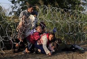 Italy lại nóng chuyện nhập cư