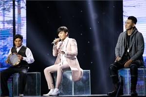 Kết hợp Bolero và Beatbox, học trò Đàm Vĩnh Hưng 'khuấy đảo' sân khấu