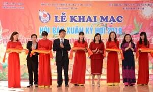 Khai mạc Hội Báo Xuân Kỷ Hợi 2019