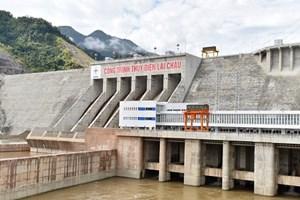 Khánh thành Thủy điện Lai Châu trước thời hạn một năm