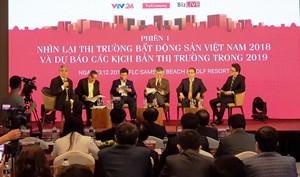 'Kịch bản' nào cho bất động sản Việt Nam năm 2019?