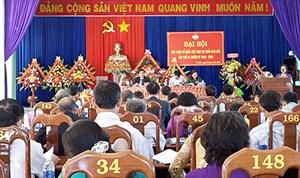 Kon Tum: Đại hội điểm MTTQ Việt Nam thị trấn Plei Kần