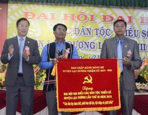 Lâm Đồng: Đại hội đại biểu các DTTS huyện Lạc Dương lần thứ III