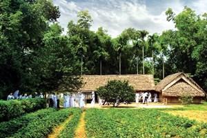 Lập quy hoạch bảo tồn Di tích lịch sử văn hóa Kim Liên