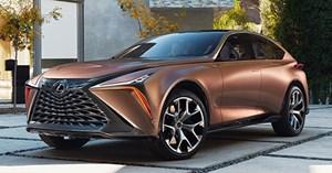 LF-1: Tương lai của thiết kế xe Lexus