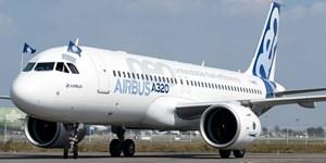 Lợi nhuận của Tập đoàn sản xuất máy bay Airbus sụt giảm mạnh