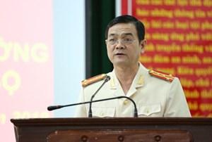 Phó Cục trưởng Cục CSKT làm Giám đốc Công an tỉnh Long An