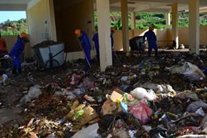 Lúng túng xử lý rác thải