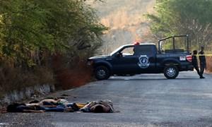 Mexico căng thẳng vì bạo lực