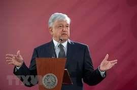 Mexico xóa bỏ quyền miễn trừ truy tố tham nhũng đối với Tổng thống