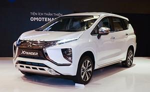 Mitsubishi Xpander - xe cho gia đình trẻ