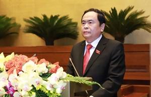 MTTQ Việt Nam đề nghị khuyến khích phát triển kinh tế tư nhân, hợp tác xã kiểu mới