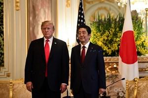 Mỹ, Nhật Bản đẩy nhanh giải quyết các vấn đề thương mại