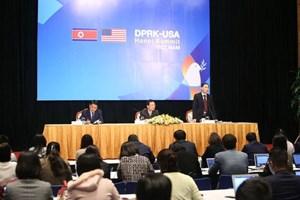 Mỹ, Triều Tiên đánh giá cao công tác chuẩn bị an ninh của Việt Nam