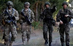 NATO bắt đầu tập trận trên lãnh thổ Cộng hòa Séc